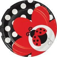 Ladybug Fancy Themed First Birthday Party Supplies