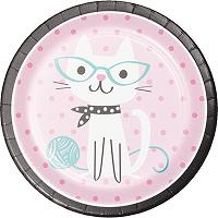 Purrfect Kitty Cats Birthday Party Supplies