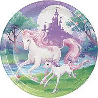 Unicorn Fantasy Mystical Birthday Party Supplies