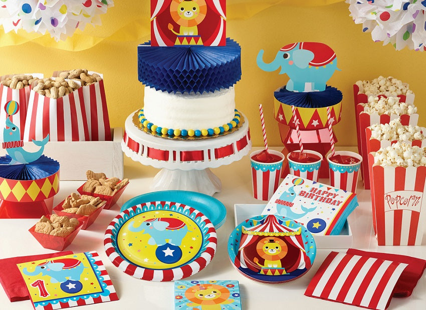 Carnival Circus Birthday Party Supplies Canada