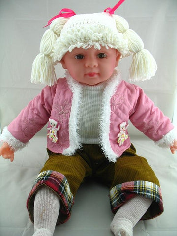 Cabbage Patch Crochet Hat | | Novelty Gift Gallery