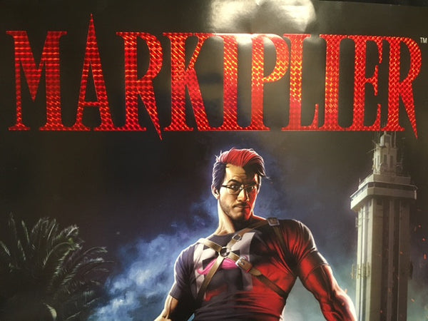 Markiplier Pandora (EXCLUSIVE LIMITED EDITION POSTER)