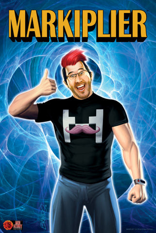 Markiplier Thumbs Up (EXCLUSIVE LIMITED EDITION POSTER)