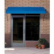 Door Canopies & All American Tent and Awning - Fabric Door Canopies - Window Awnings