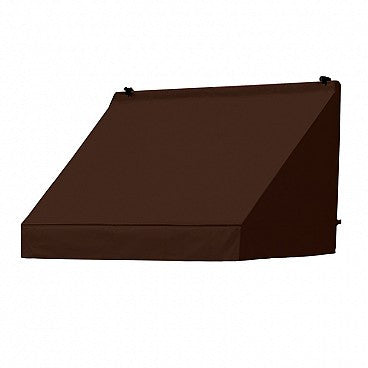 4-Ft.Classic Window Awning-Cocoa