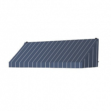 8-Ft.Classic Window Awning-Tuxedo Striped