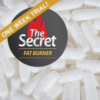 The Secret Fat Burner [1 Week Trial]