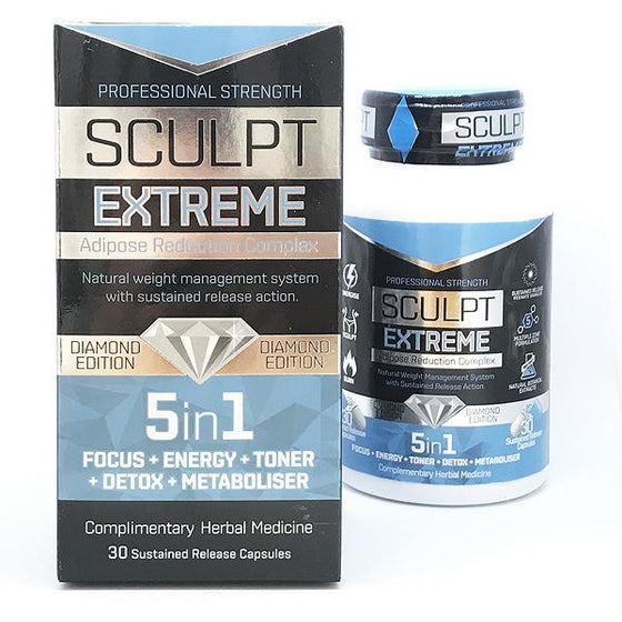 Sculpt Extreme 5 in 1 - Price Includes Shipping