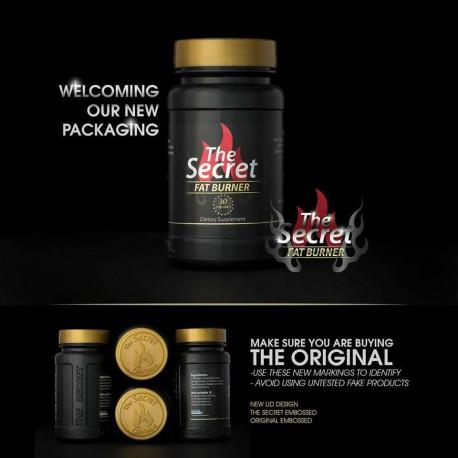 The Secret Fat Burner - Price Includes Shipping