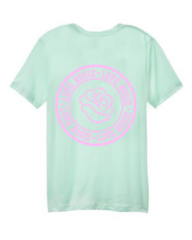 Rosie Campus Tee (MINT)