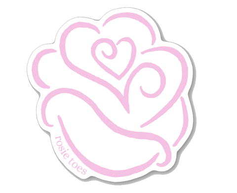 STICKER (ROSEBUD)