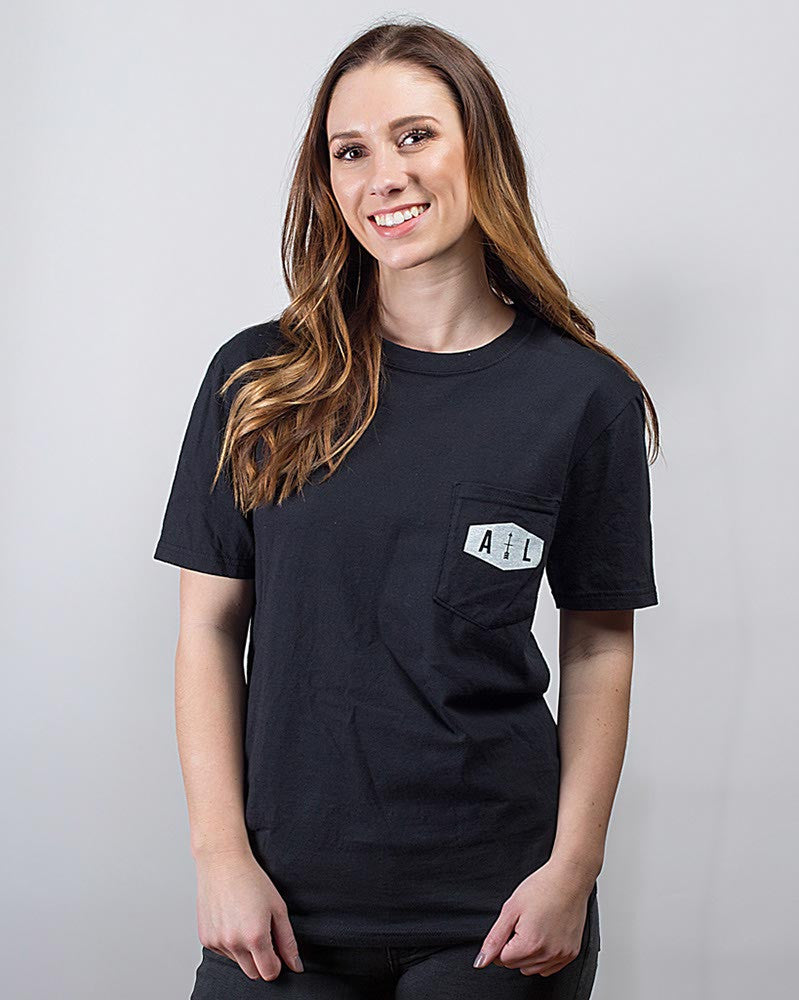 A+L Logo Pocket Tee
