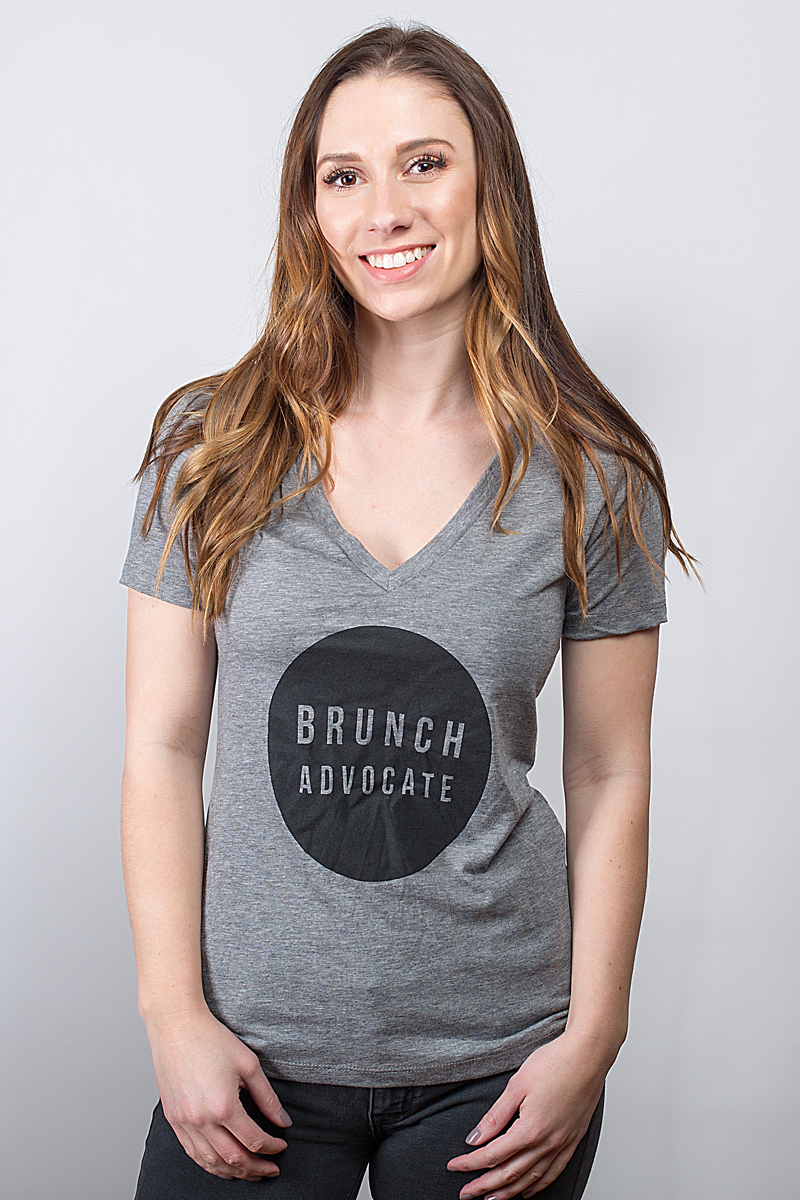 Brunch Advocate Tee