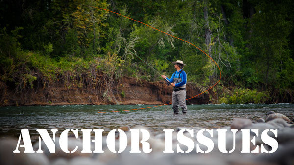 Spey Casting with Jon: Anchor Issues