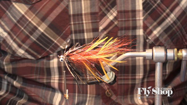 Tie One On with Jon: The Articulated Bucktail Intruder