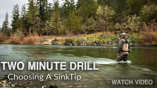 Two Minute Drill - Choosing A SinkTip