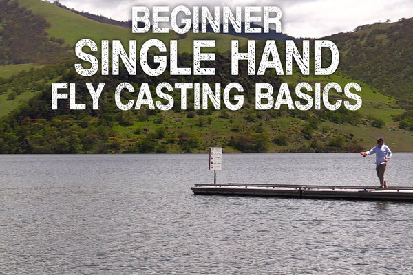 Spey Casting With Jon - Beginner Single Hand Fly Casting Basics