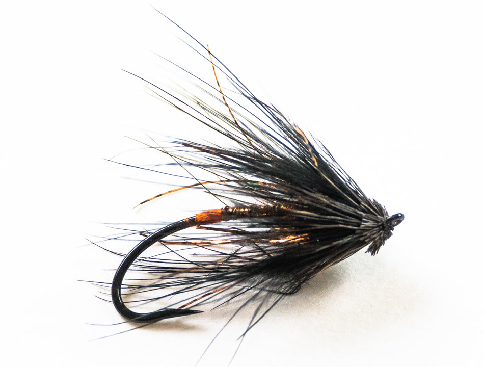 Speckled Steelhead Muddler | At The Vise