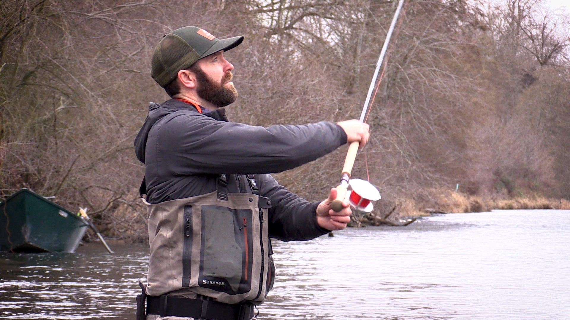 AFS Two Minute Drill | The Double Spey Lift