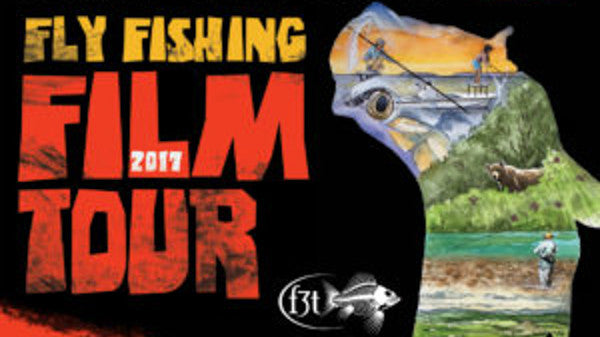 AFS Hosts the 2017 Fly Fishing Film Tour!