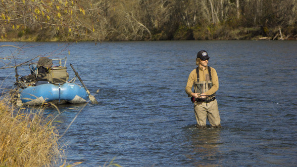 Two Minute Drill | Spey Casting In Tight Quarters