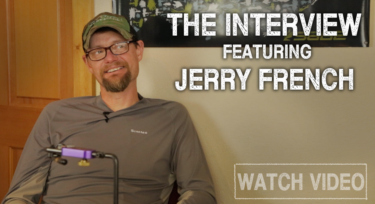 The Interview with Jon Hazlett | Featuring Jerry French
