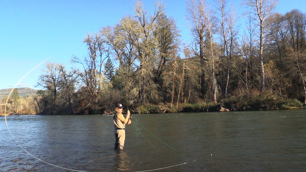 Casting and Fishing Multidensity Skagit Heads