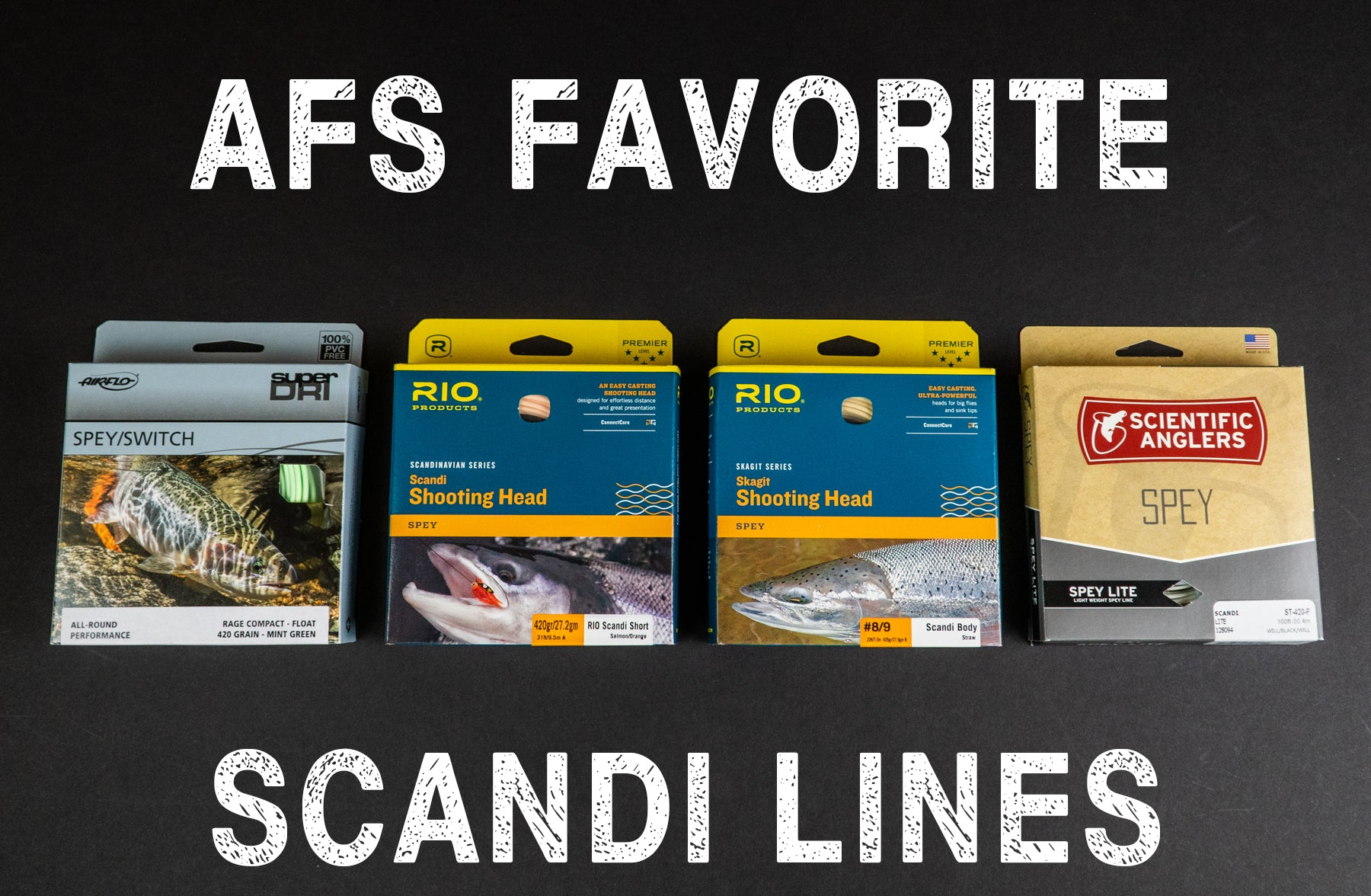 AFS Favorite Scandi Lines