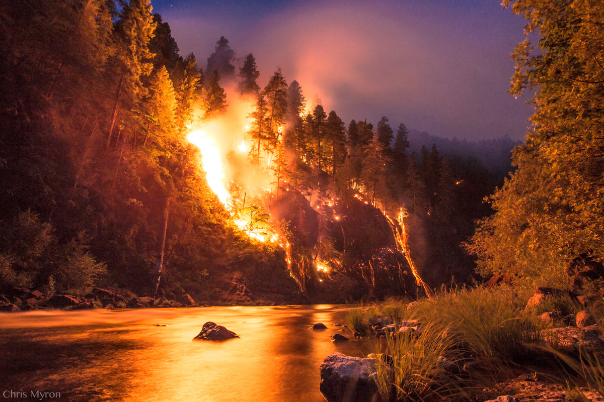 Fires & Rivers by Rogue Riverkeeper