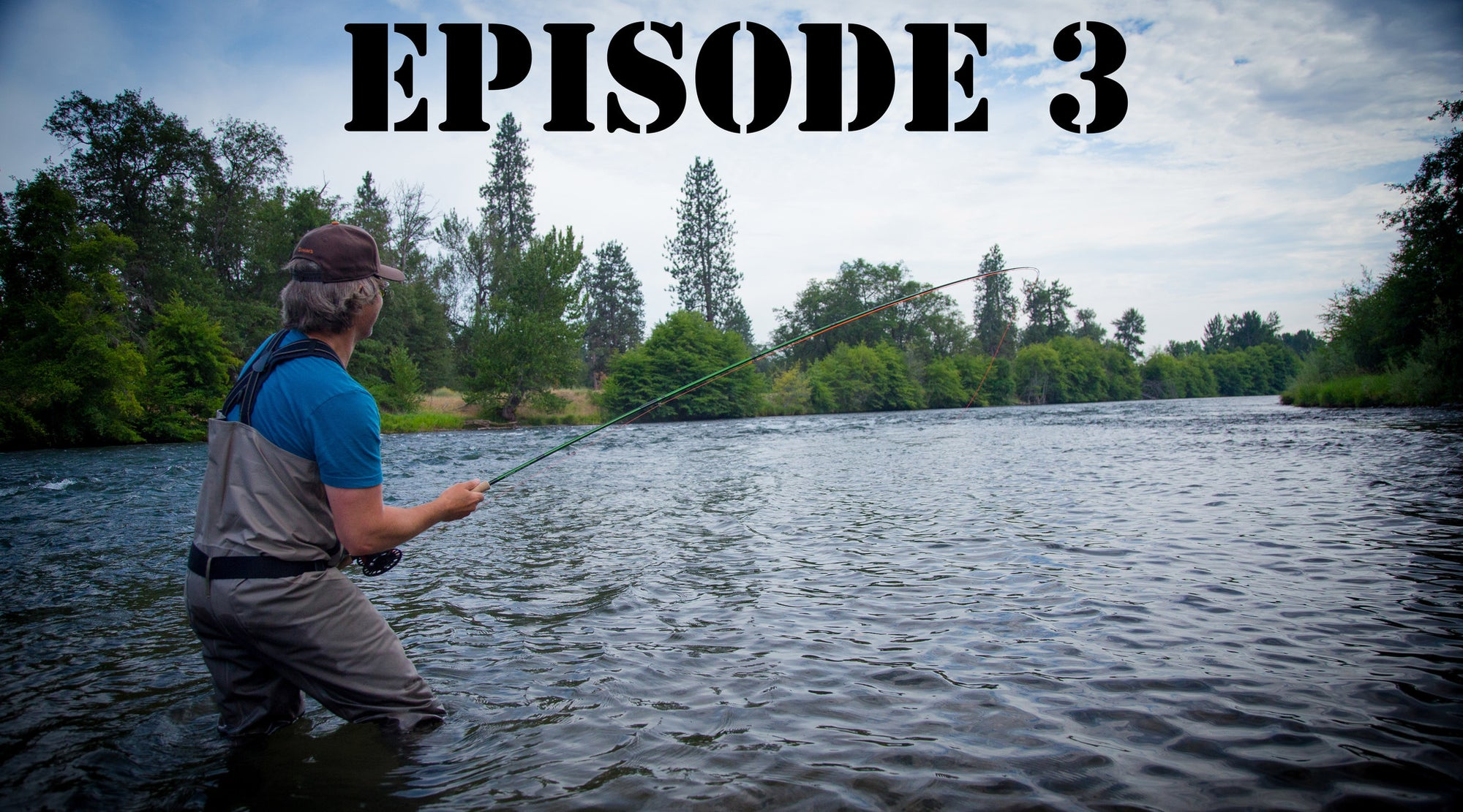 Spey Fishing with Jon, Episode 3