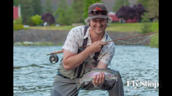 Ashland Fly Shop Trout Season Preview: The Holy Water 2016