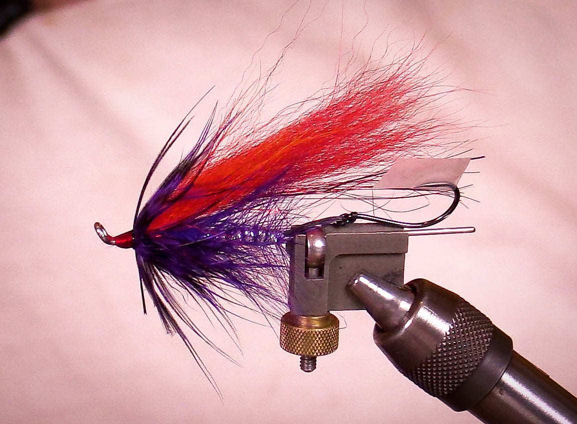 Warren's HIT Fly | At The Vise