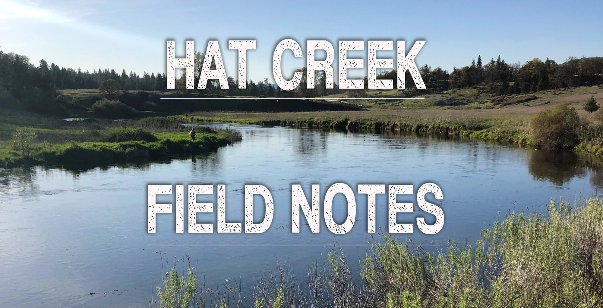 Hat Creek Field Notes