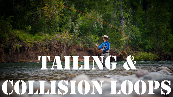 Spey Casting with Jon: Tailing Loops and Collision Loops