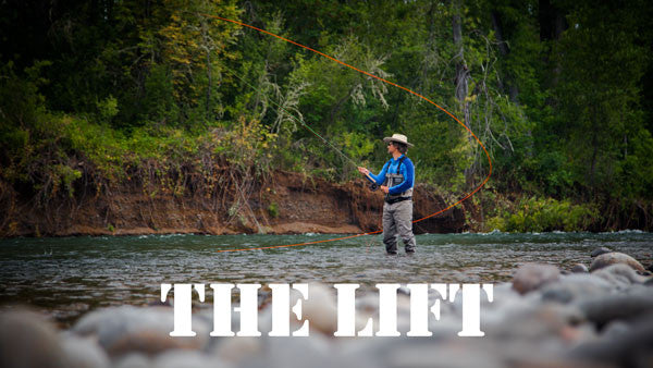 Spey Casting with Jon: The Lift