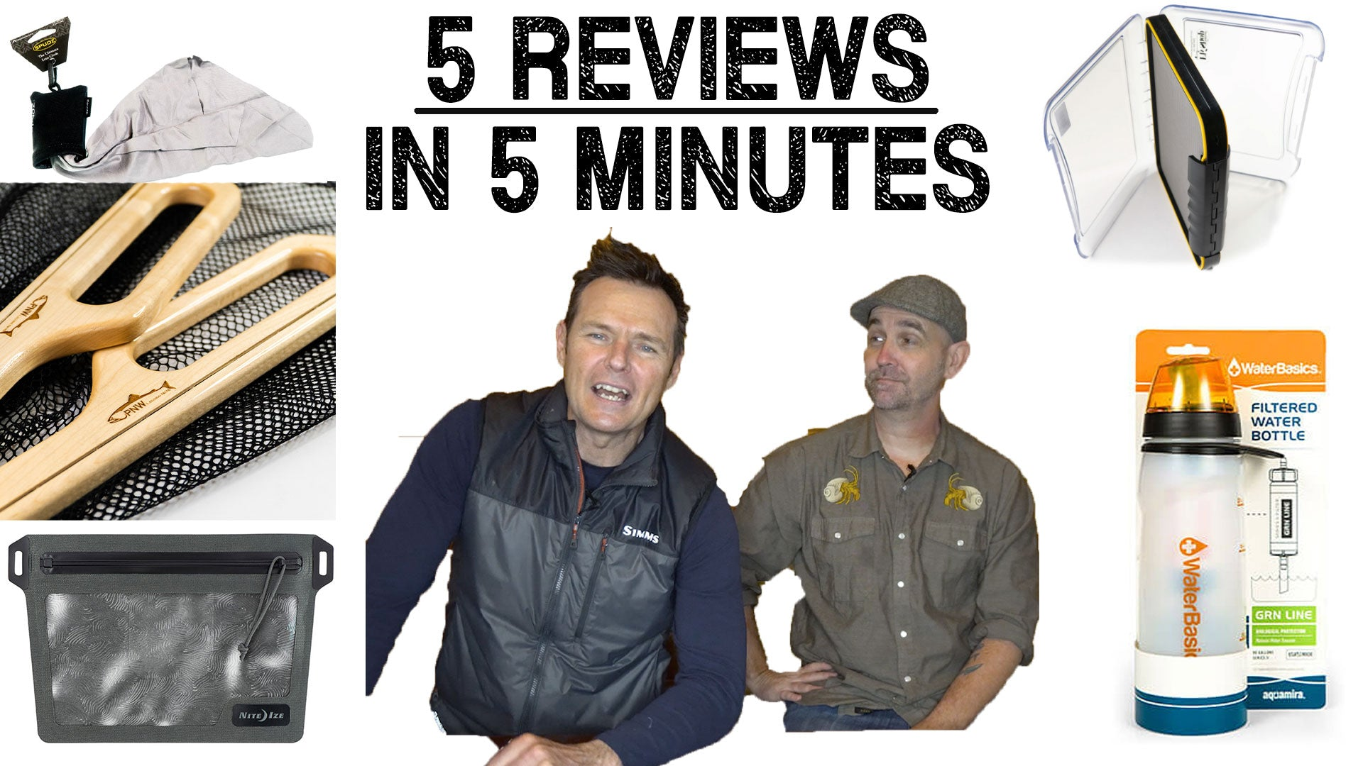 5 Reviews in 5 minutes Ep. 2