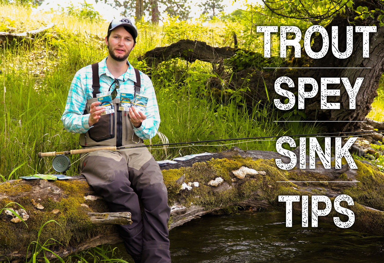 Understanding Trout Spey Sink Tips