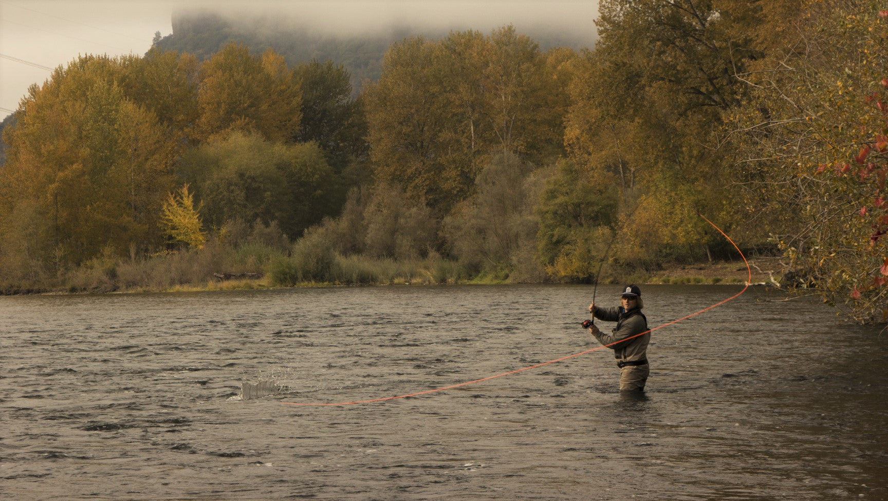 Two Minute Drill: The Spey Anchor w/ Jon Hazlett