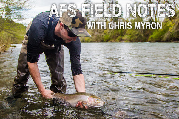 AFS Field Notes with Chris Myron
