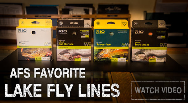 AFS Favorite Lake Fly Lines