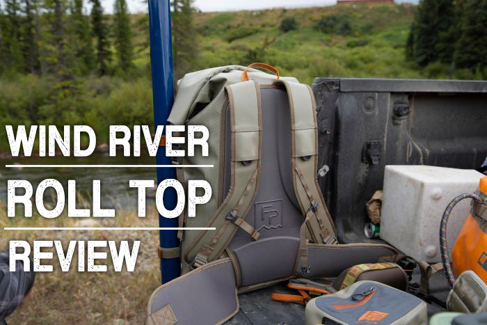 Fishpond Wind River Roll Top Backpack Review