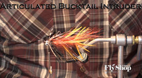 Ashland Fly Shop | Articulated Bucktail Intruder