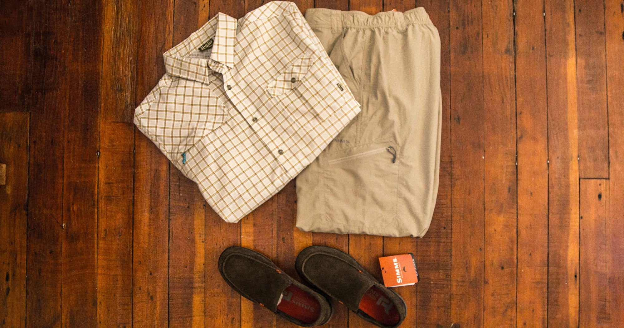 Around Town Clothing Collection | The Ashland Fly Shop