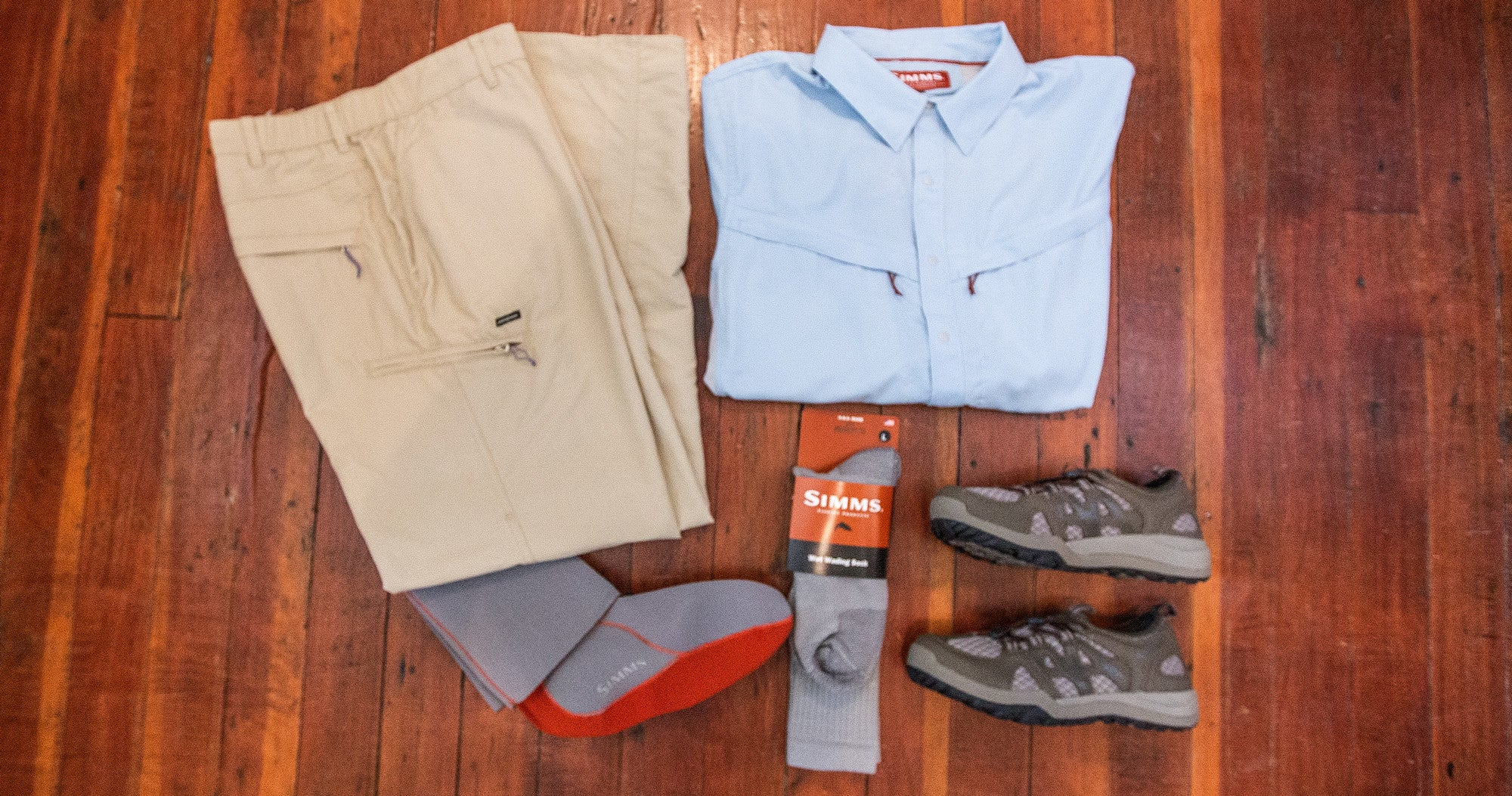 Wet Wading Clothing Collection | The Ashland Fly Shop