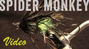 Ashland Fly Shop | Spider Monkey
