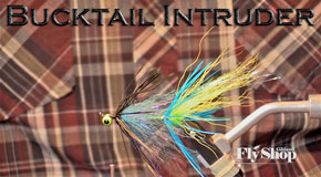 Ashland Fly Shop | Bucktail Intruder