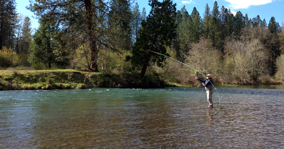 Ashland Fly Shop | Spey Casting Clinic