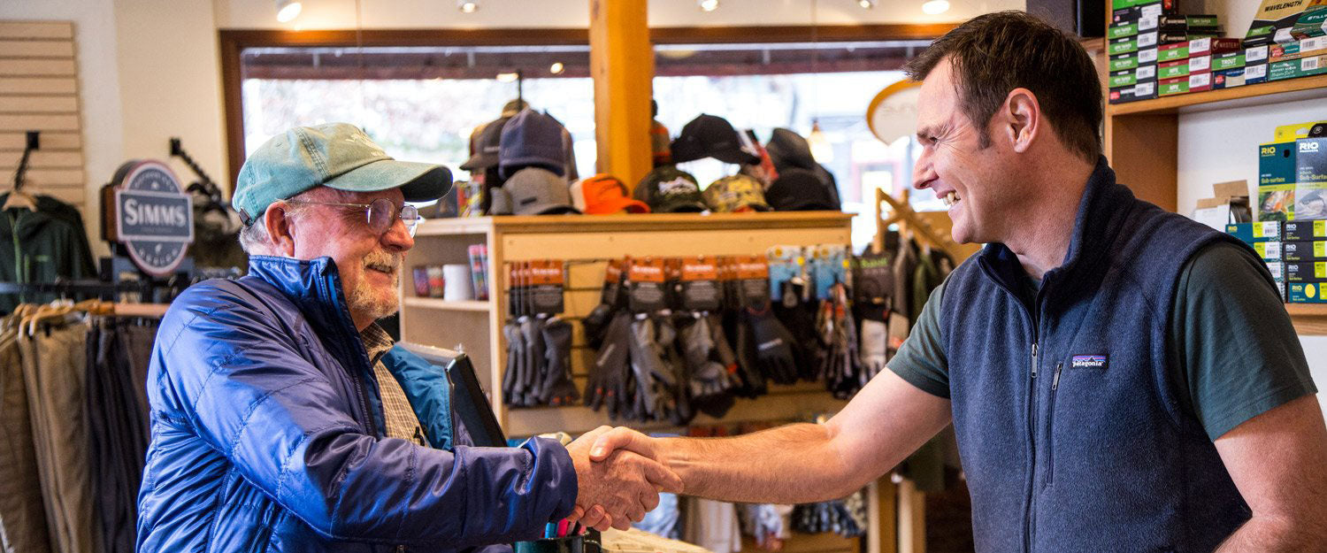 Ashland Fly Shop | Loyalty Program
