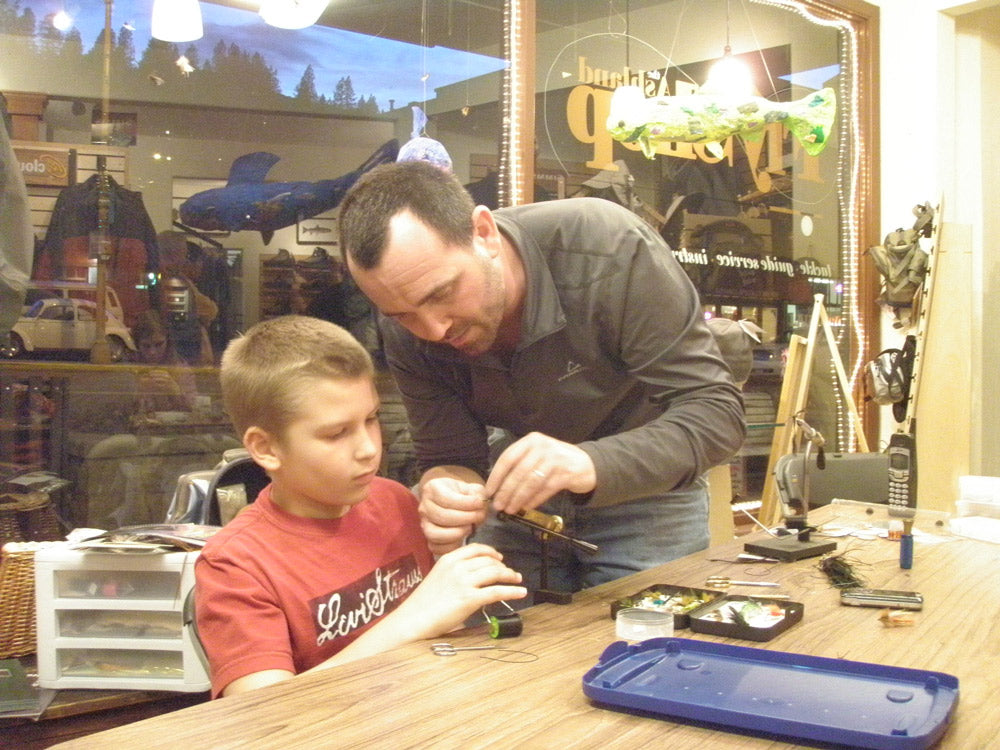 Kids Fly Tying Classes