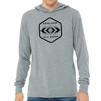 AFS Intruder Logo Hooded Shirt